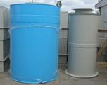 Вертикальная цилиндрическая емкость 10000 литров