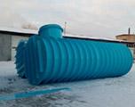 Подземные емкости для воды 80 м3